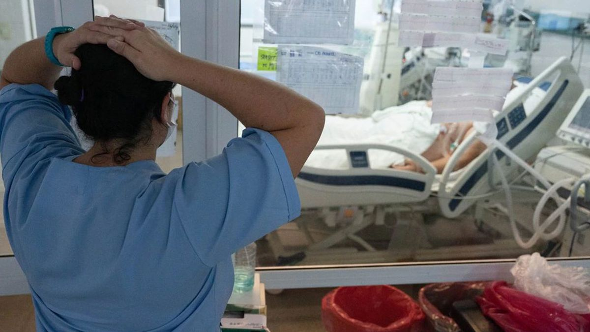 Coronavirus: Revelan que la vacunación disminuye ampliamente el riesgo de muerte por la variante Delta (Foto: Telam).