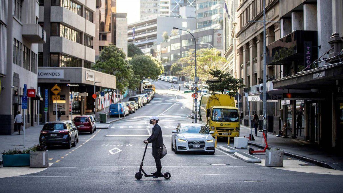 Por un solo caso de Covid-19, Nueva Zelanda vuelve a confinar a Auckland