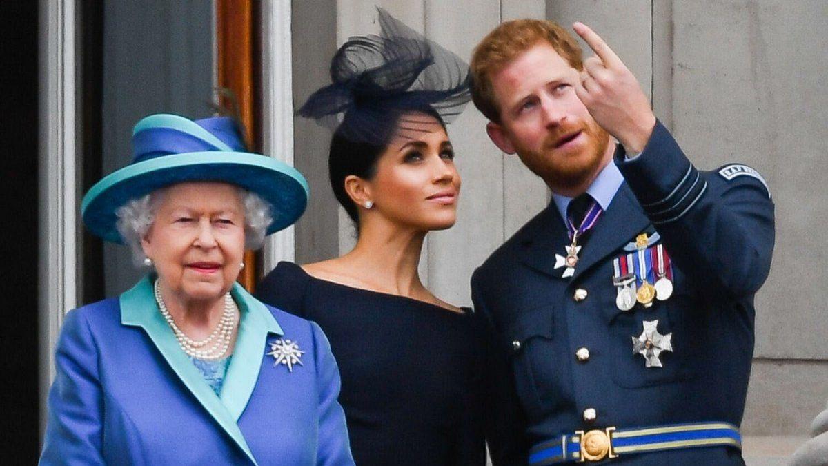 No había otra opción dijo Harry al hablar por primera vez del conflicto en la corona Británica por el Megxit