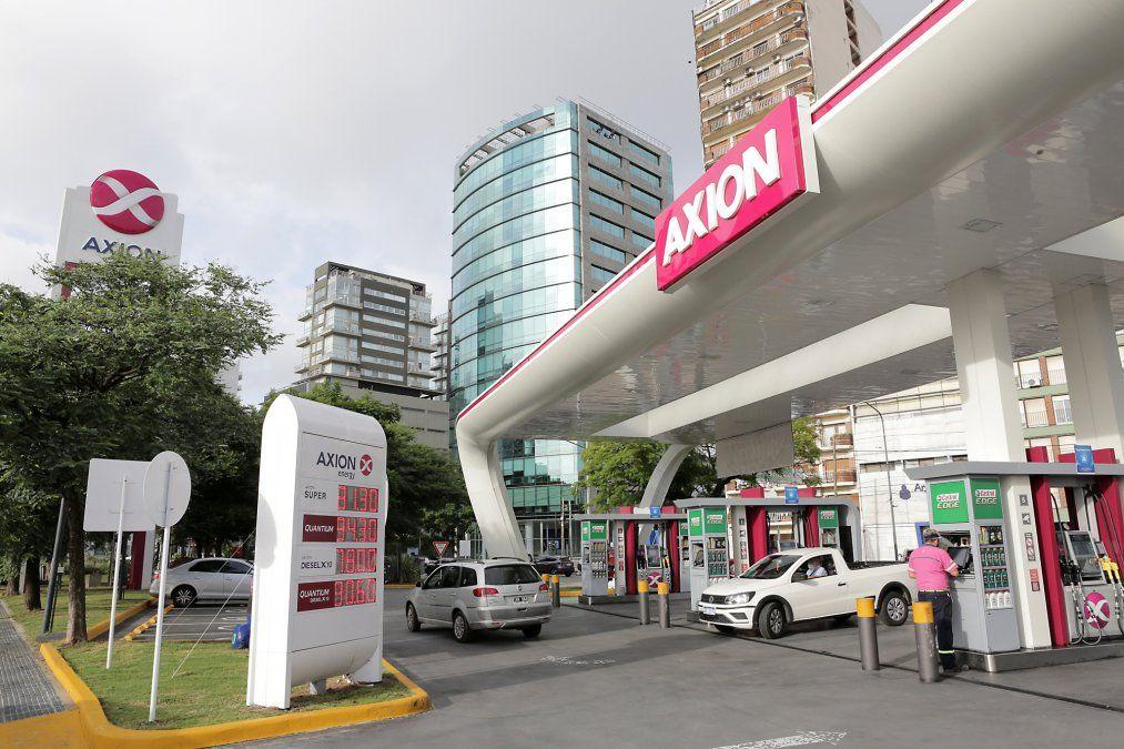 Axion energy presentó su nueva plataforma diésel
