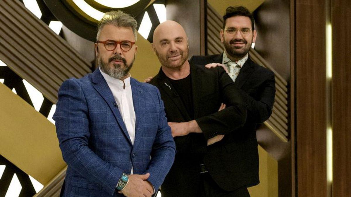 Betular confirmó el debut del reality del jurado de MasterChef