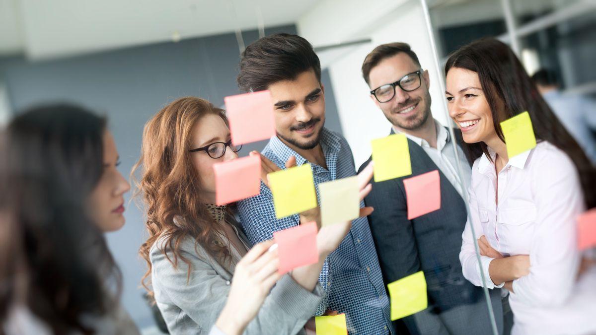 Para las PyMES tener equipos reducidos de trabajo les permite brindar respuestas más rápidas de valor a los clientes.