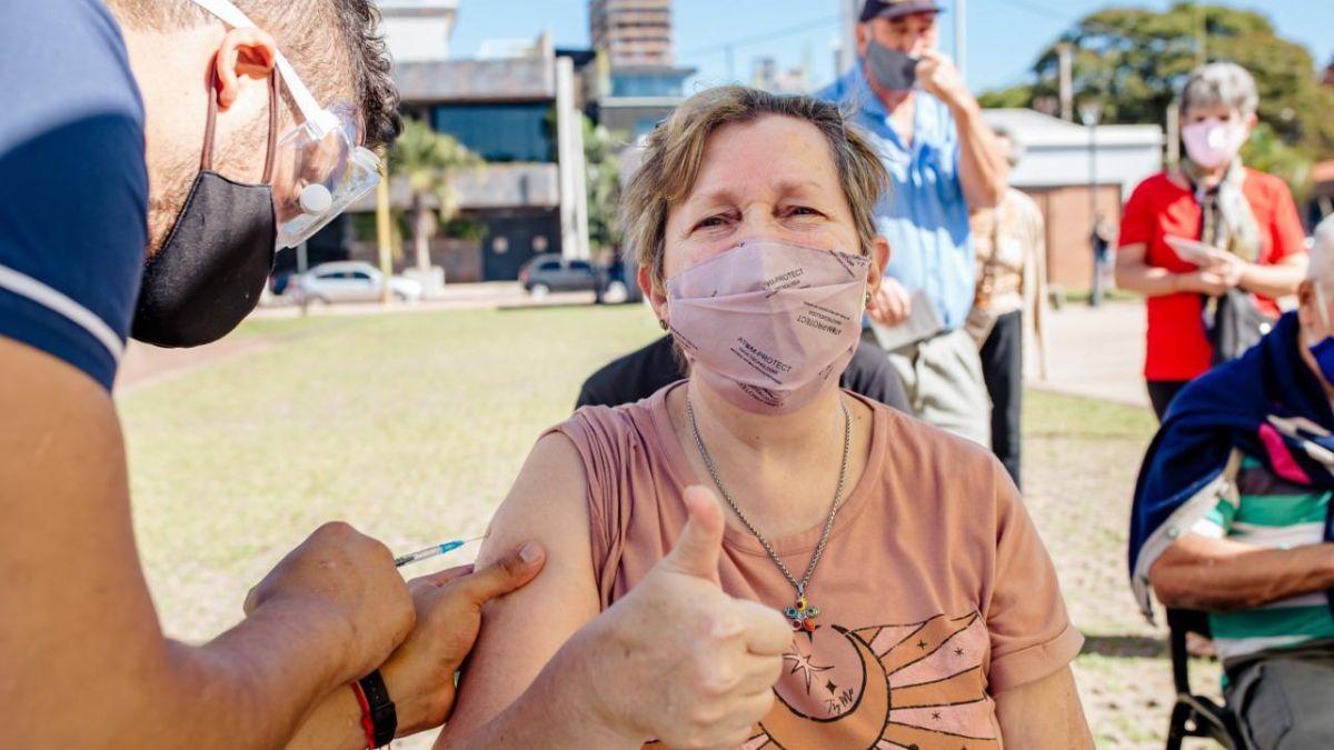 Casi 13 millones de argentinos fueron vacunados
