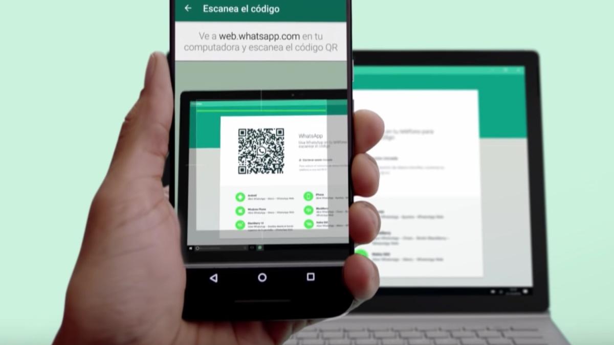 ¿Cómo iniciar sesión en WhatsApp Web sin código QR?