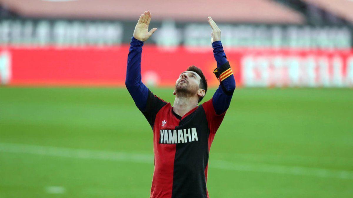 Messi recordó a Maradona y el momento que se enteró de su muerte.