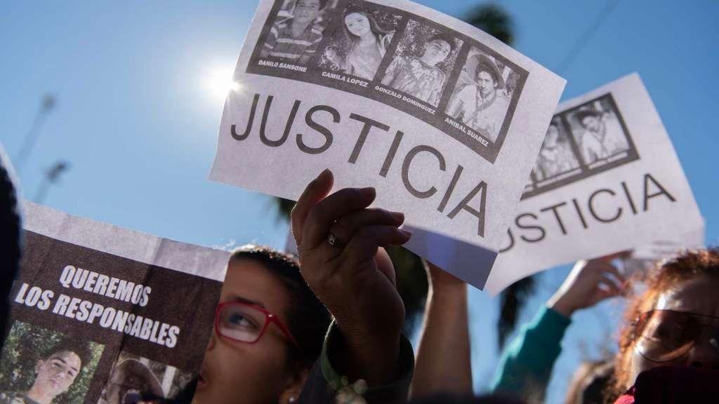 Rocío, la única sobreviviente de la masacre de San Miguel del Monte ya respira por sus medios