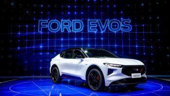 Ford Evos, el reemplazante del Mondeo