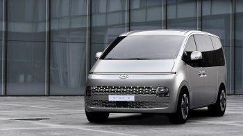 Hyundai Staria: La Van más futurista del mercado