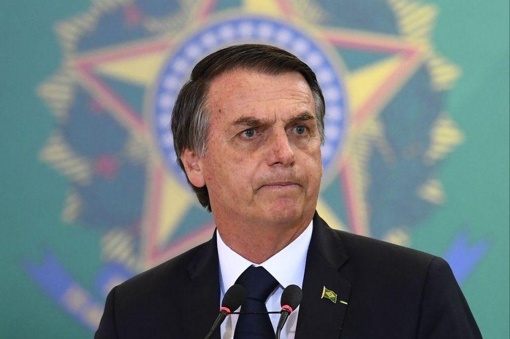 Bolsonaro sufría dolores abdominales desde hacer 10 días (Foto: archivo).