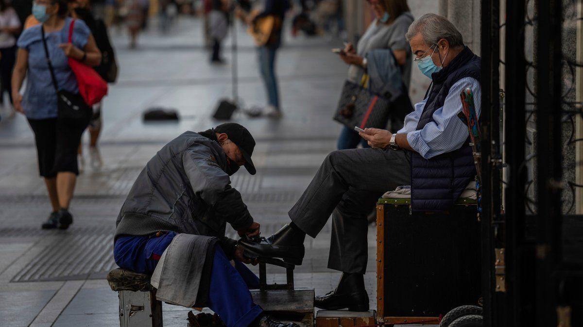 Por la pandemia, el desempleo en España sube hasta el 16,26% y estiman que puede incrementarse
