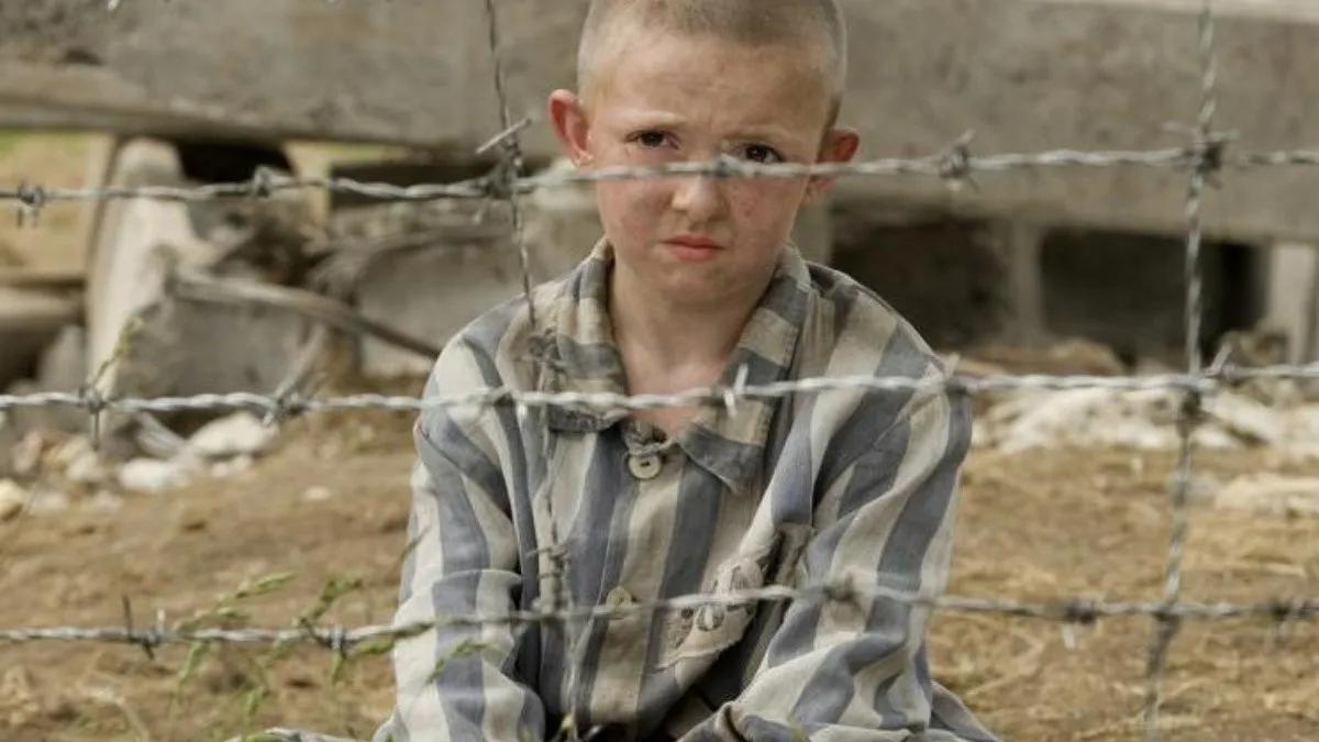 La película del niño de rayas es una de las películas más sentimentales que existen