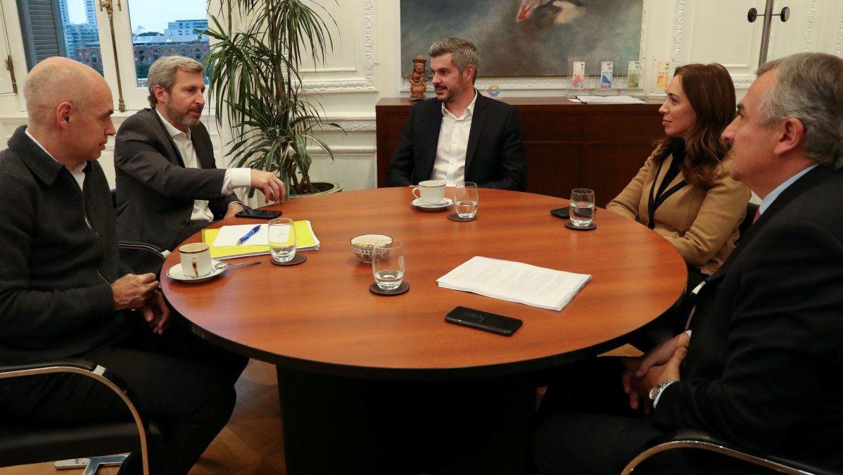 Marcos Peña se sumó como asesor externo a la campaña de María Eugenia Vidal