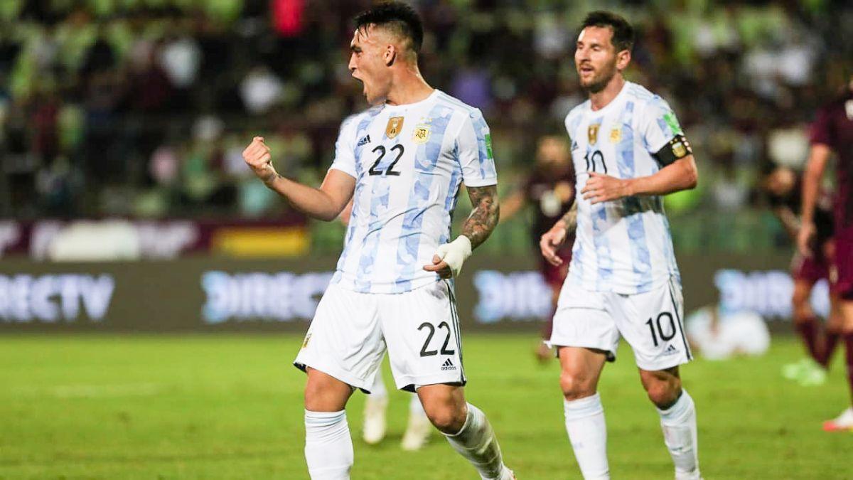Argentina llegó a Brasil tras el triunfo ante Venezuela. (Foto: Selección argentina)
