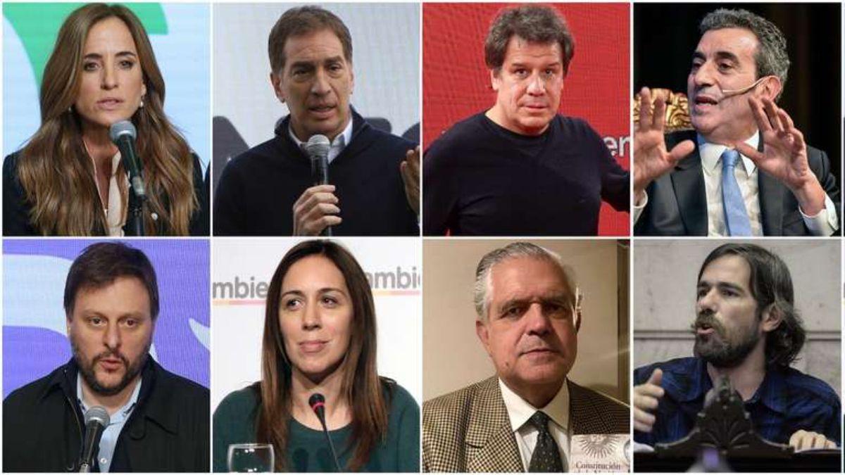 Resultados parciales Elecciones PASO 2021. Tolosa Pazo