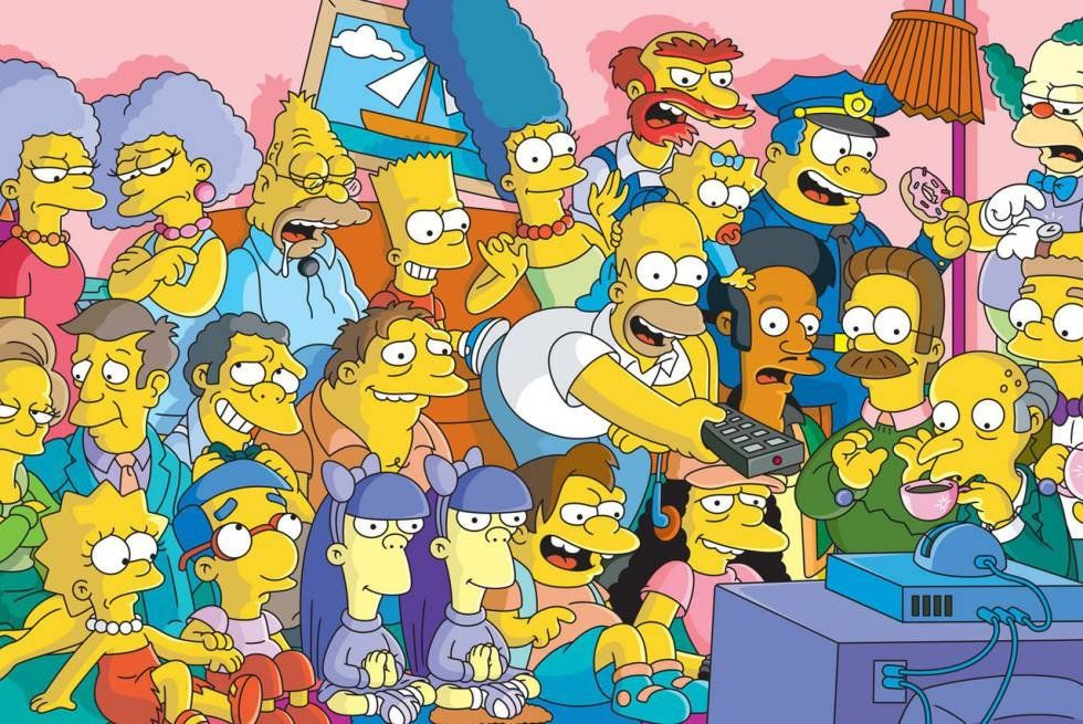 ¡Los Simpsons lo hicieron de nuevo!