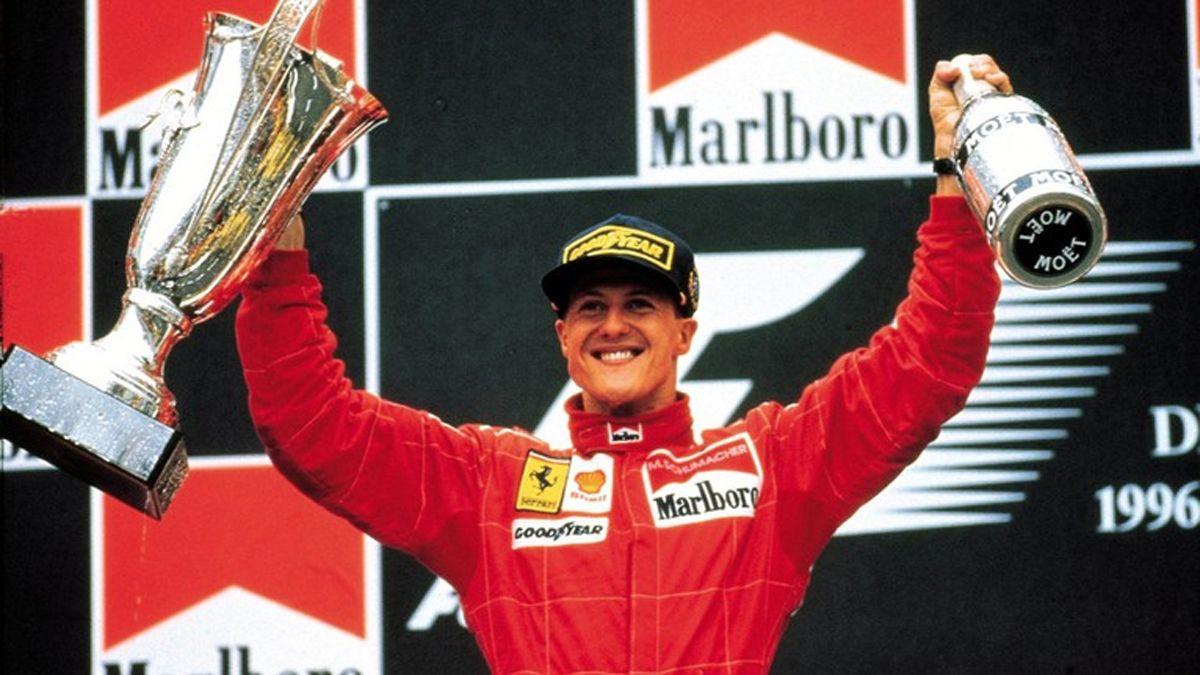 Netfilx estrenará el documental de Schumacher