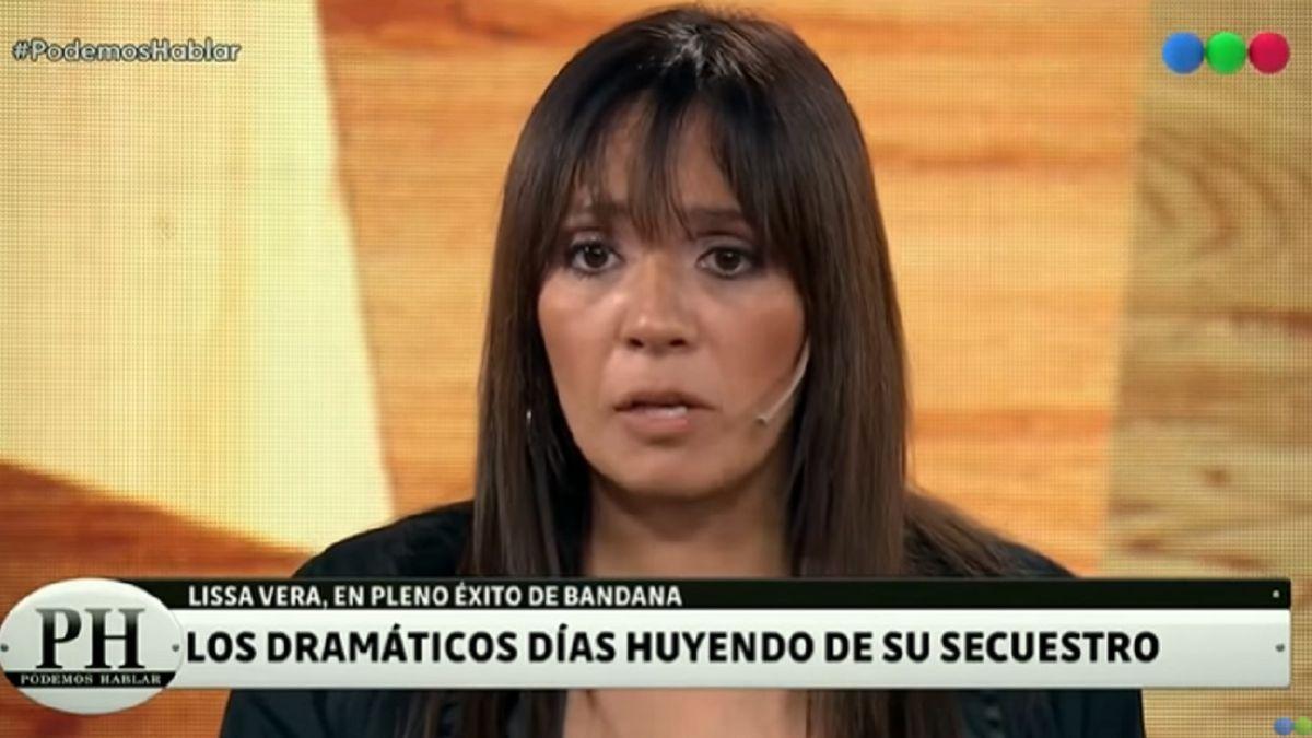 Lissa Vera contó cuando evitó que la secuestren en la época de Bandana