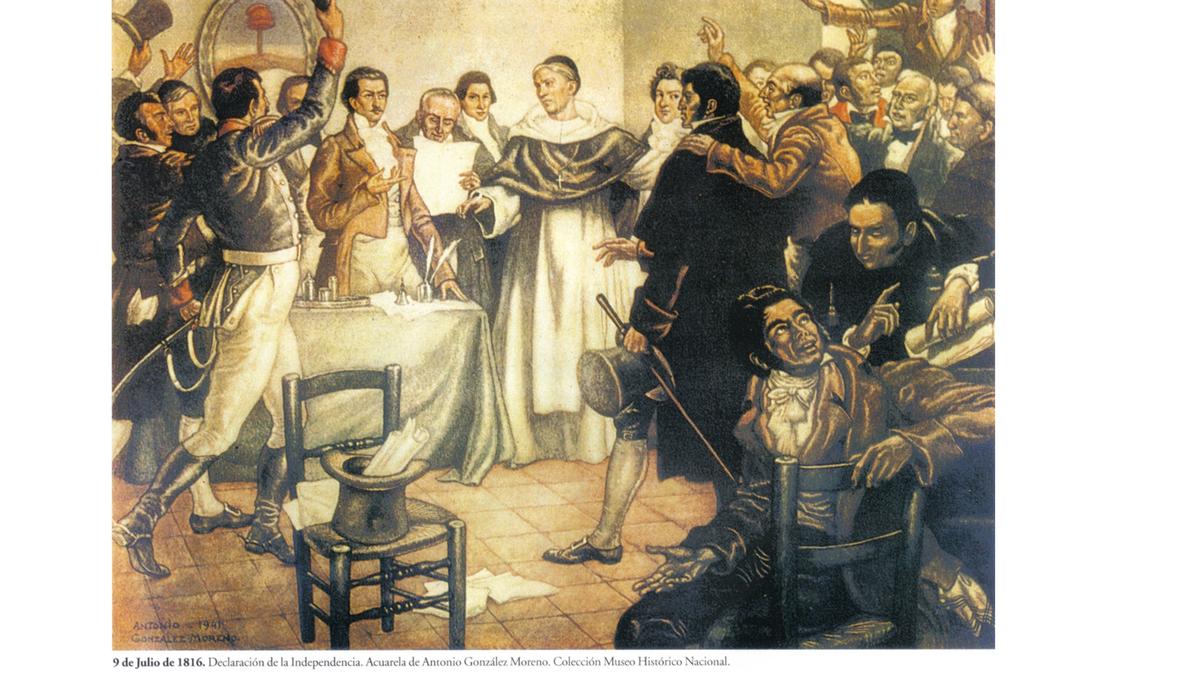 Independencia de Argentina: cómo contarle a los niños el 9 de julio de 1816