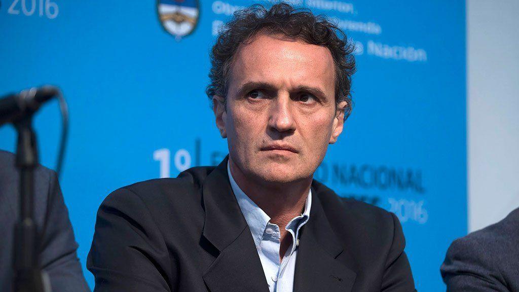 Gabriel Katopodis. El ministro de Obras Públicas asume de manera transitoria el cargo de ministro de Transporte