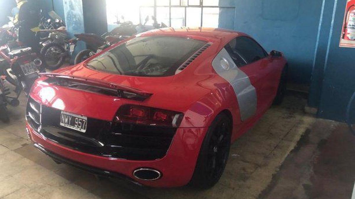 El Banco Ciudad subasta en pesos un Audi de lujo.