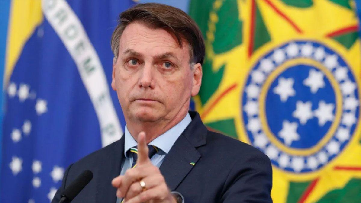 Jair Bolsonaro pide el juicio político de dos jueces del Supremo Tribunal Federal (Foto: Archivo)
