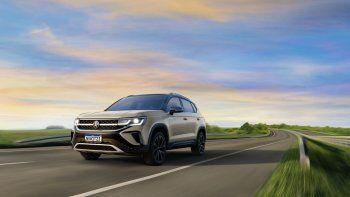 En junio Volkswagen lanzará al nuevo Taos, fabricado en la Argentina
