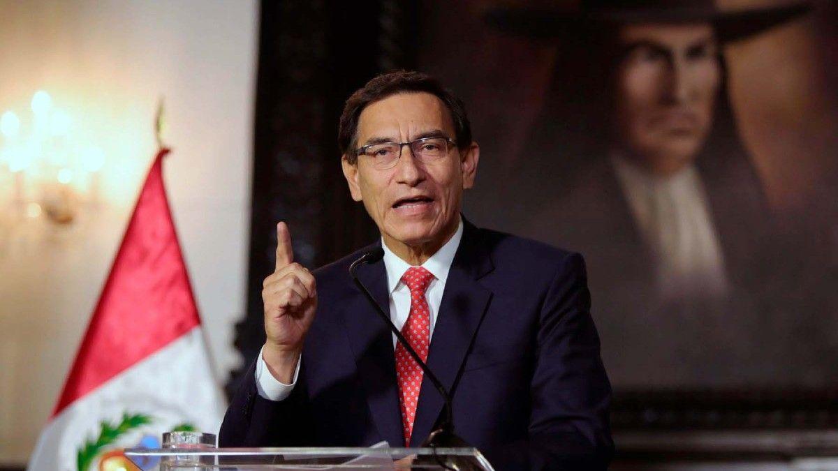 Perú: Vizcarra intenta volver al poder y los organismos denuncian desaparecidos en las protestas
