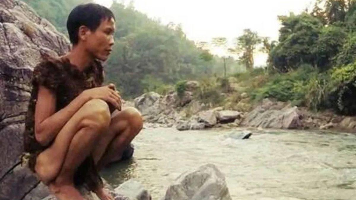 Un hombre vivió 41 años en la selva y no sabía que existían las mujeres ni qué era el sexo