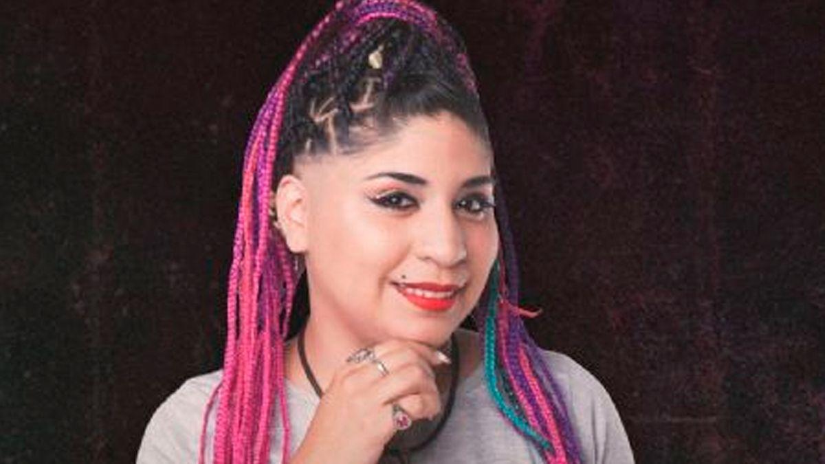 Rocío Quiroz sufrió un accidente de tránsito.