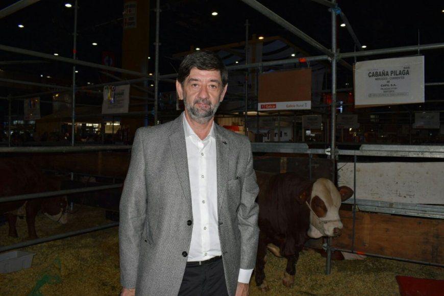 Luis Magliano fue apartado de la Sociedad Rural de Jesús María.