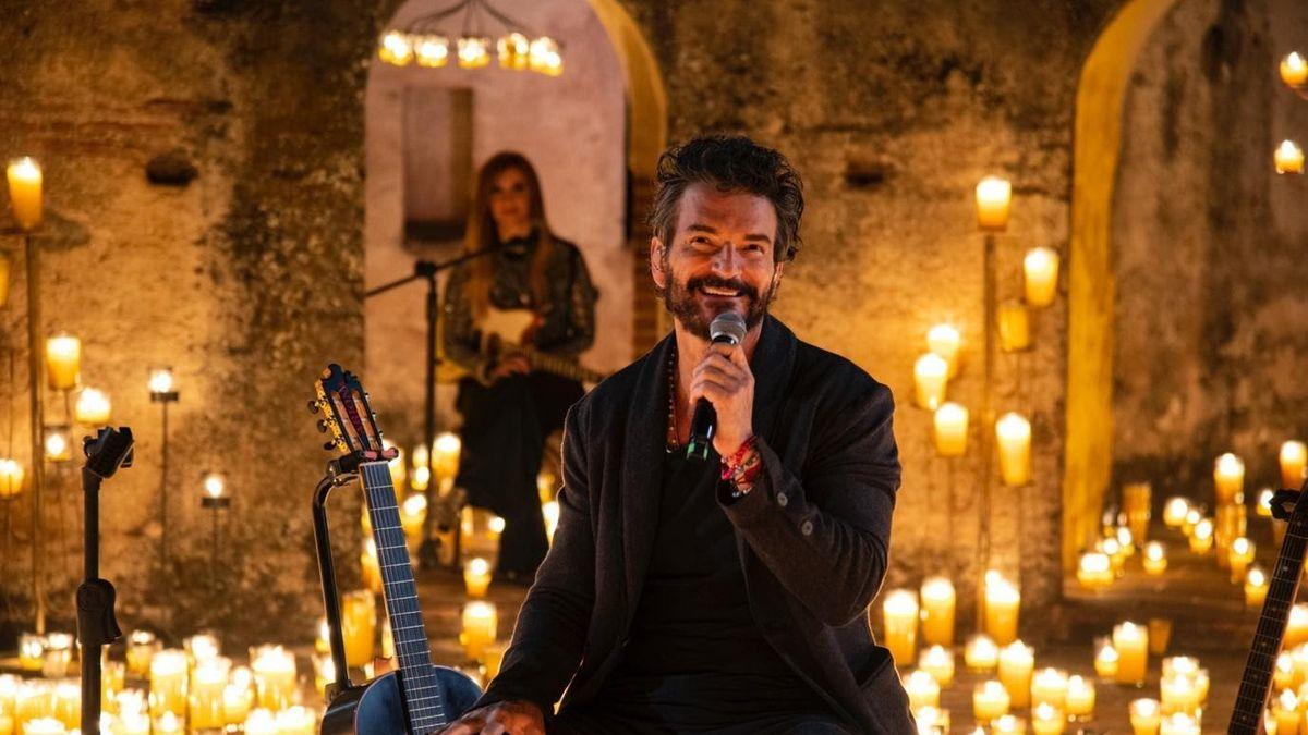 Ricardo Arjona: Hecho a la Antigua, nuevo álbum en vivo