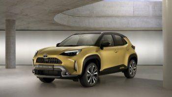 Toyota Yaris Cross Adventure, el nuevo SUV compacto