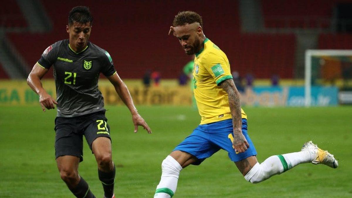 Brasil y Ecuador empataron en el cierre del Grupo B de la Copa América.