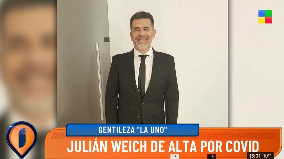 Julián Weich: Es como que te morís pero nadie te avisa