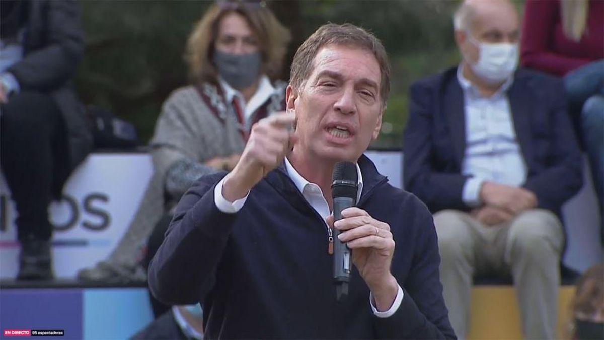 Se conocieron los candidatos que acompañarán a Diego Santilli en la provincia de Buenos Aires