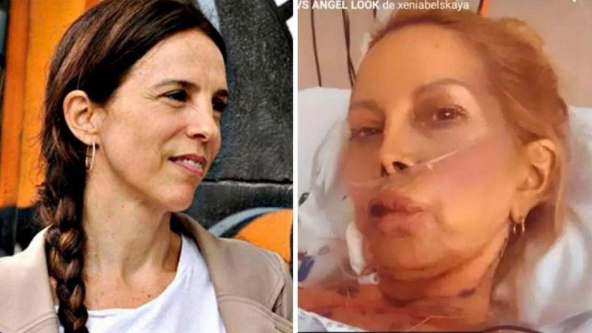 El pedido de Paula Robles por la salud de Soledad Aquino