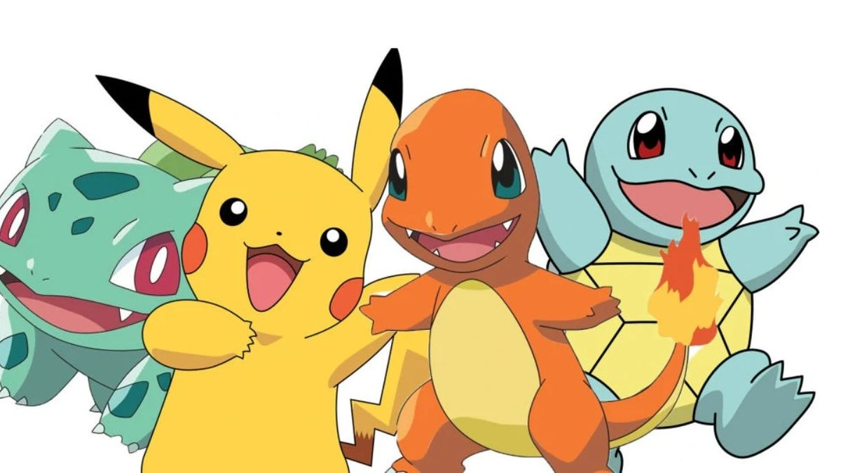 Pokémon está disponible en Netflix