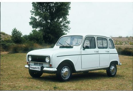 Renault celebra los 60 años de un icono: el 4L