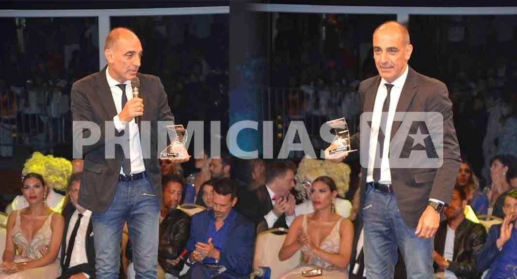 Mauricio Dayub se quedó con el Premio Estrella de Mar de Oro