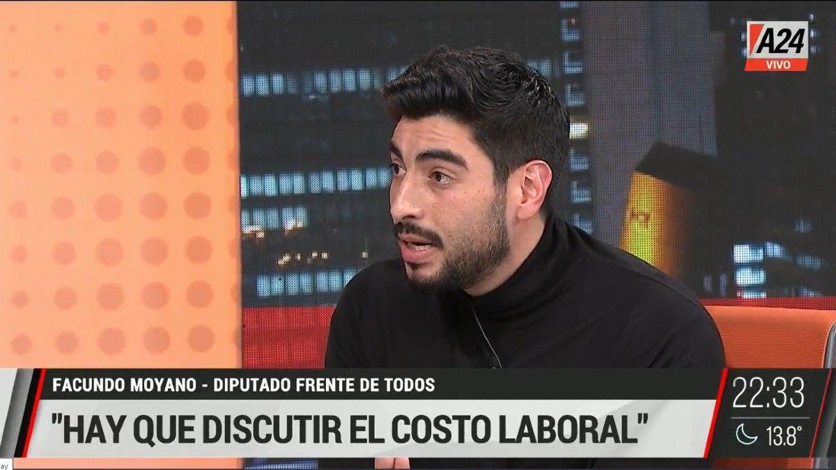 Facundo Moyano: El Gobierno tuvo aciertos mal transmitidos