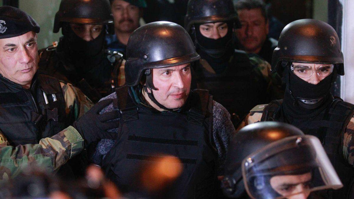 El ex secretario de Obras Públicas José López es uno de los presos que no podrá votar este domingo (Foto: Archivo)