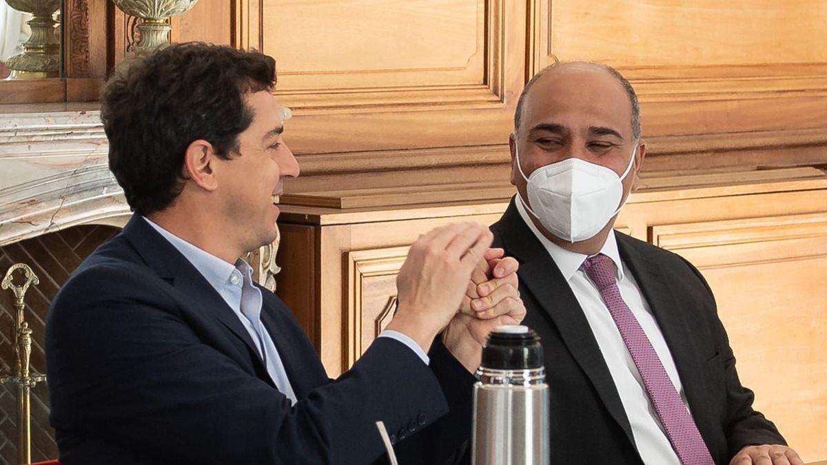"""Luego de la crisis de gabinete, ahora afirman que la relación entre Alberto Fernández y Wado de Pedro """"se descongeló"""" (Foto: archivo)."""