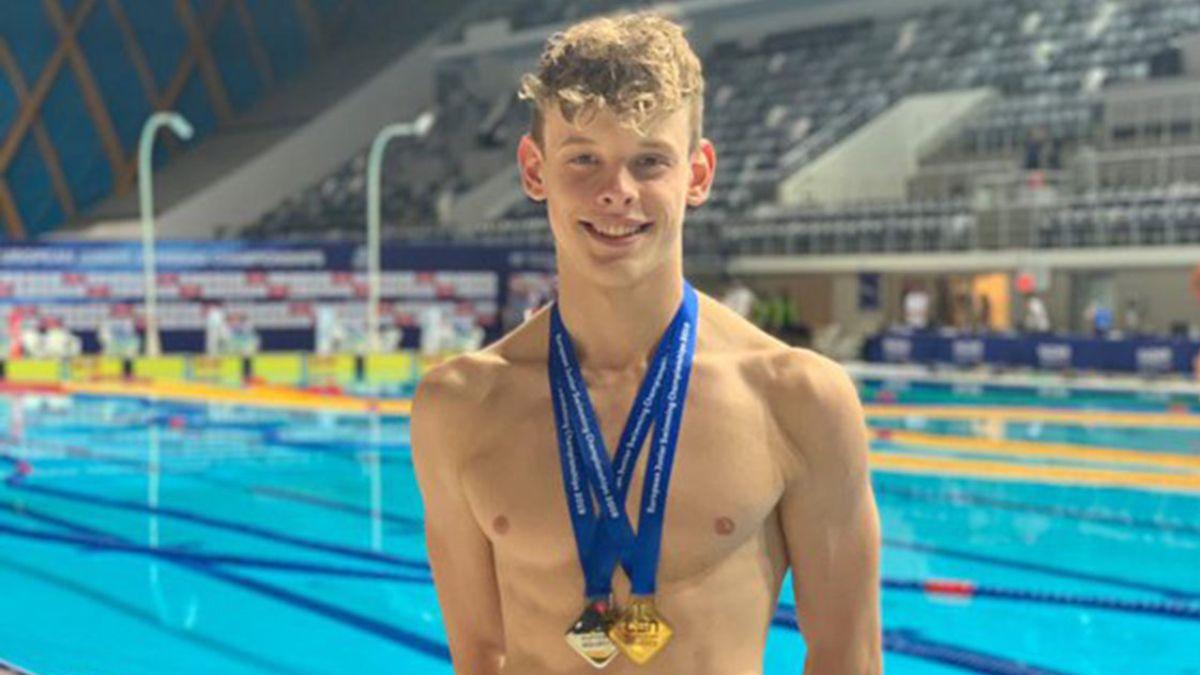 Matt Richards tuvo un debut soñado en los Juegos Olímpicos.visibility