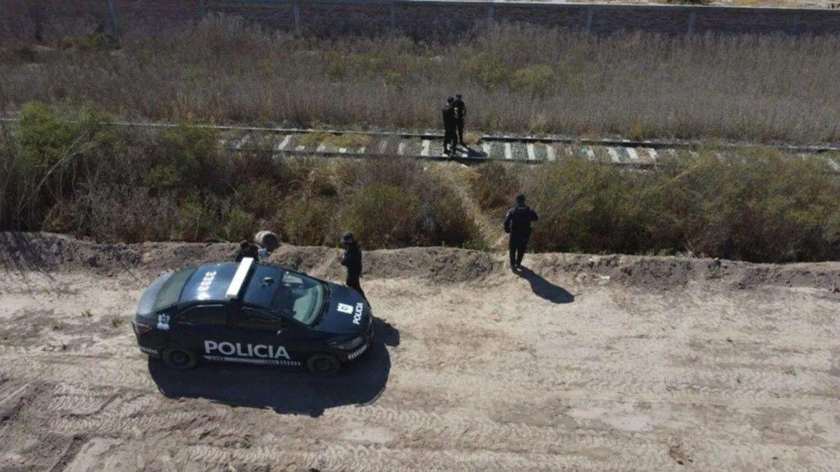 Lo atropelló un tren y perdió los pies. Sucedió e Mendoza.