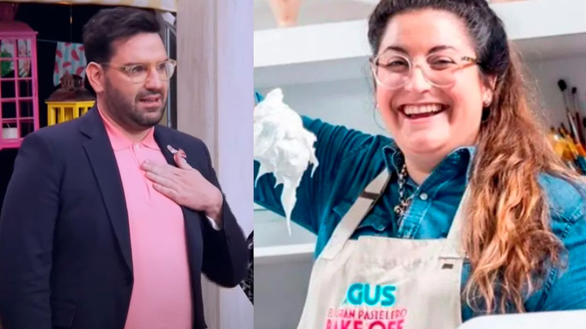 Bake Off Argentina: Damián Betular se emocionó al recordar a Agustina Fontenla