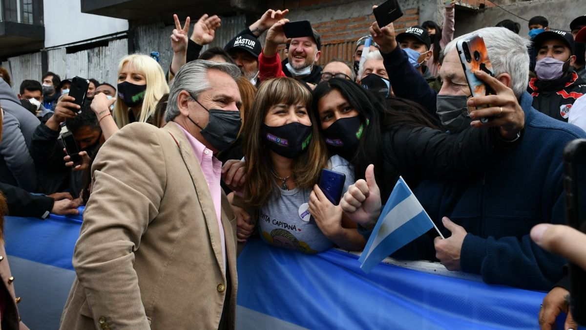 Alberto Fernández destacó los objetivos de Gobierno de cara a las PASO legislativas. (Foto: archivo)