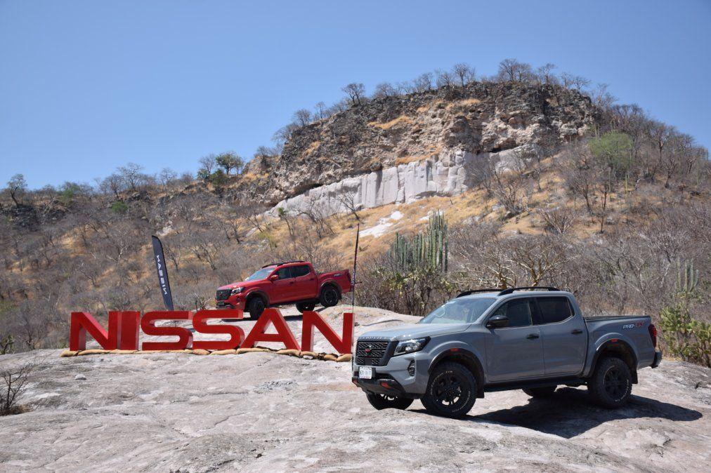 Nissan Frontier PRO-4X es una pick up equipada con tecnologías de la visión global de la marca japonesa: Nissan Intelligent Mobility