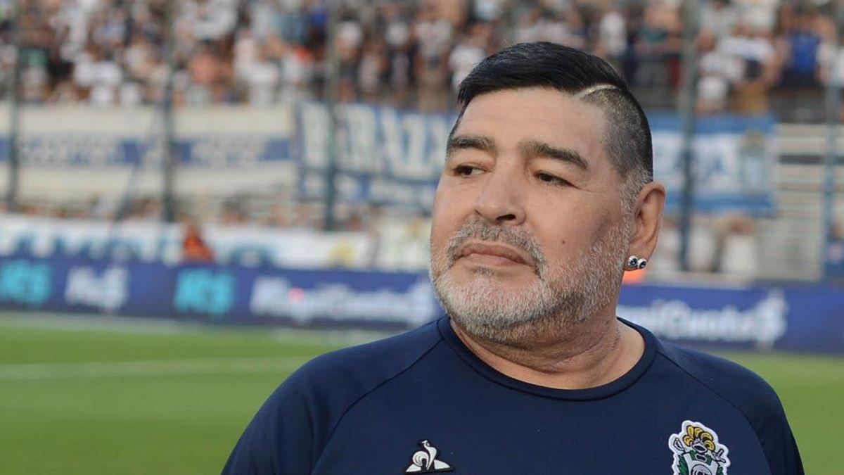 Diego Maradona murió el 25 de noviembre último