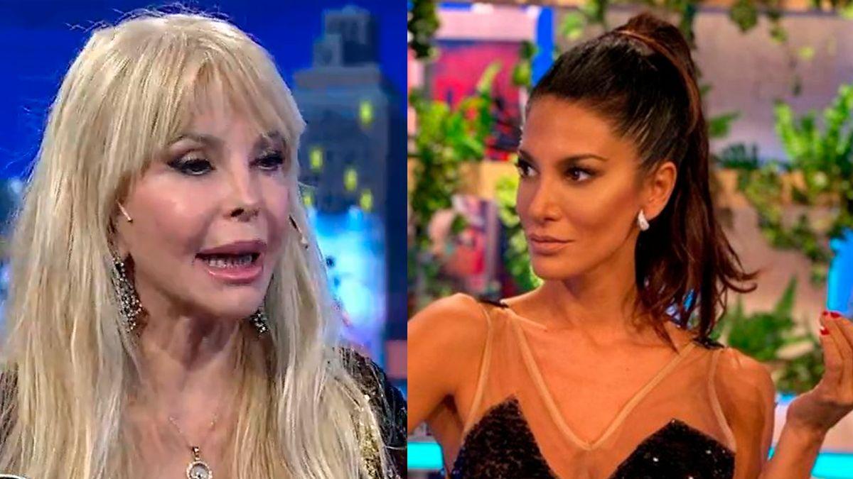 Graciela Alfano se encontró cara a cara con Silvina Escudero tras su dichos sobre su relación con Matías Alé