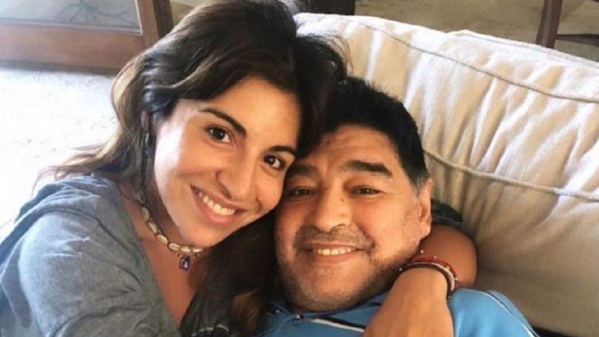 La furia de Gianinna Maradona tras las primeras indagatorias